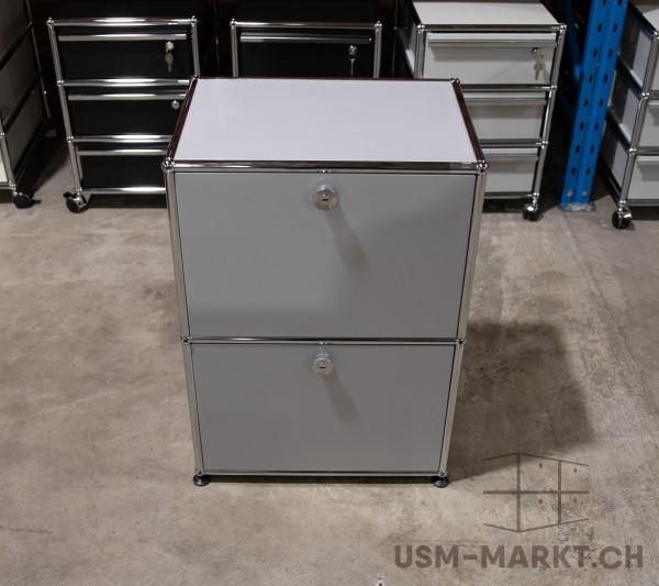 USM 1x2 35 50 2hr Mattsilber