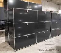 USM Regal 2x3 35 2hr4kl Schwarz ng