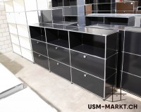 USM Regal 3x3 Schwarz