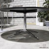 Runder Konferenztisch von Knoll 135cm
