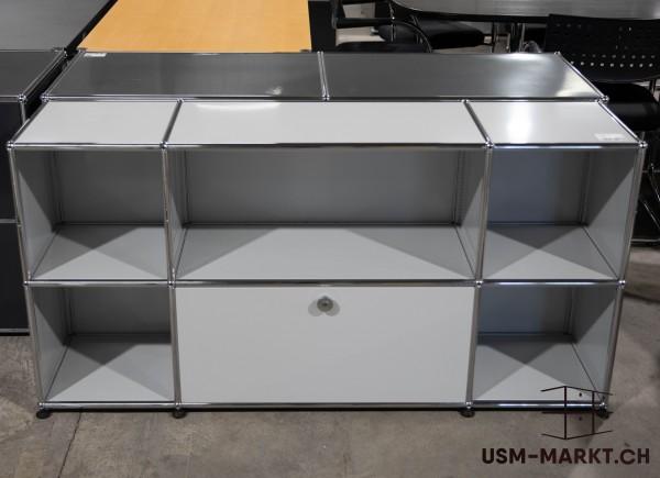 USM Sideboard Lichtgrau