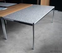 USM Haller Tisch 200x100 Granit