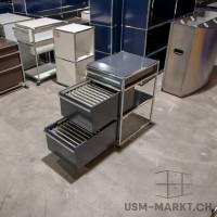 USM Glastischli Gelb