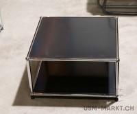 USM Möbeli 1x1 50 Schwarz 25 hoch