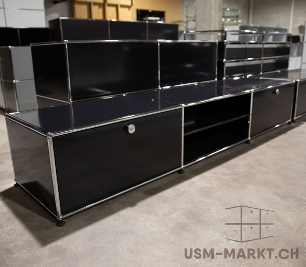 USM Haller TV Möbel 3x1 50 1klzwtazzt