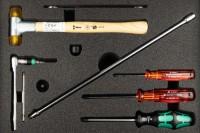 Werkzeug Set Standard zu USM Haller Möbelsystem