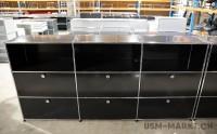 USM Regal 3x3 35 6hr Schwarz