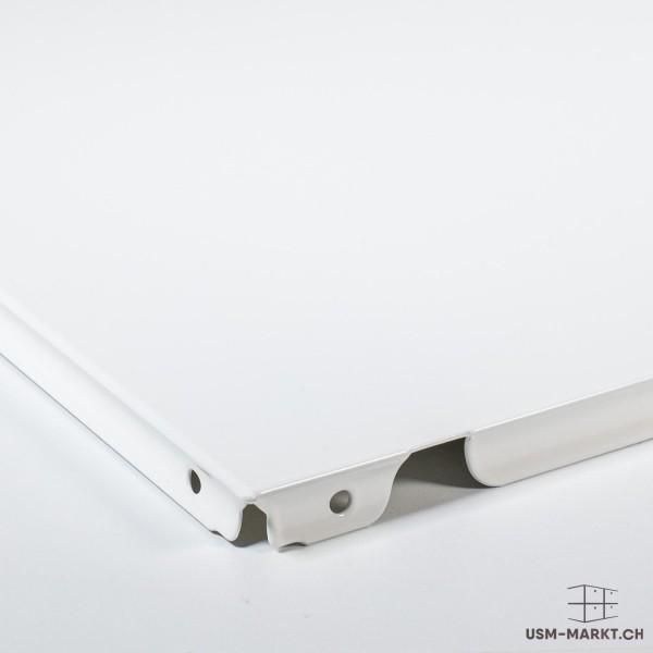 USM Haller Metallelement verstärkt 750x500 Weiss