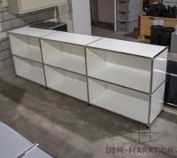 USM Sideboard 3x2 Weiss