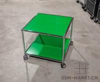 USM Rollmöbeli Grün