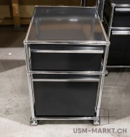 USM Haller Rollkorpus A46 Schwarz