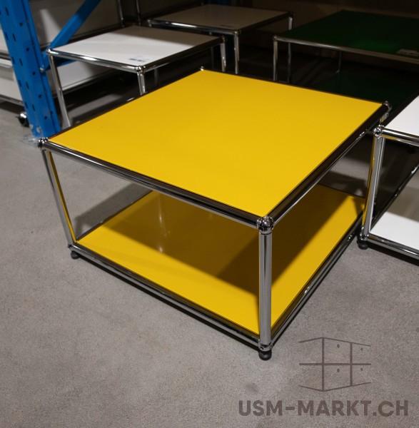 USM Möbeli 1x1 50 Gelb 25 hoch