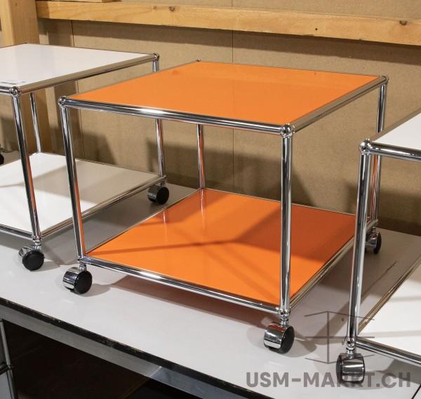 USM Rollmöbeli Orange