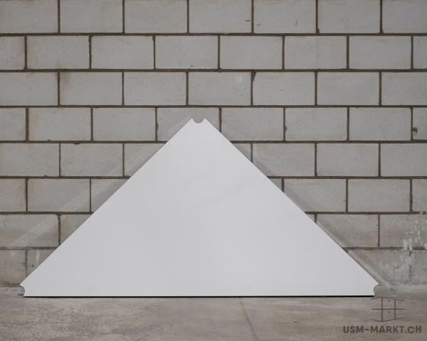 USM Haller Dreieck Tisch 90° / 45° 100 Kunstharz
