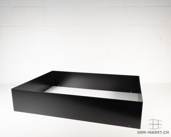 Einlegerahmen 750x175x500 schwarz