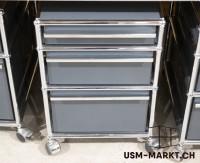 USM Haller Rollkorpus Anthrazit A567