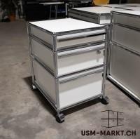 USM Haller Rollkorpus A567 Weiss