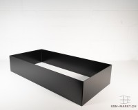 Einlegerahmen 750x175x350 schwarz